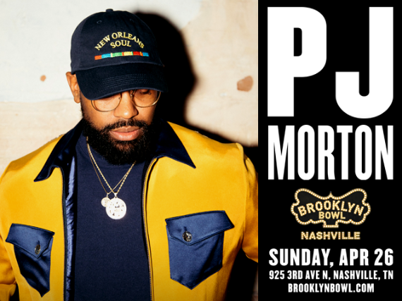 More Info for PJ Morton