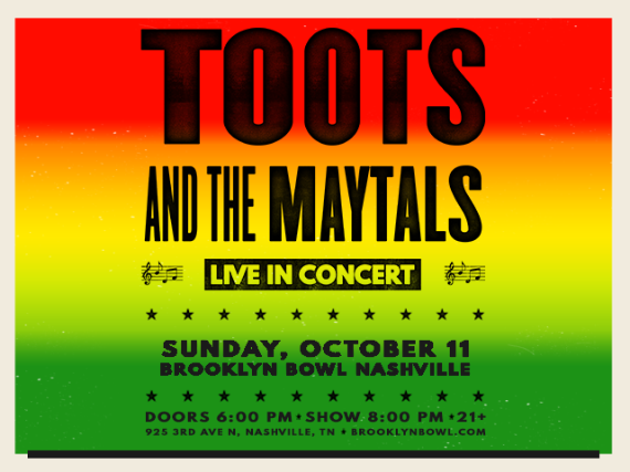 More Info for Toots & The Maytals