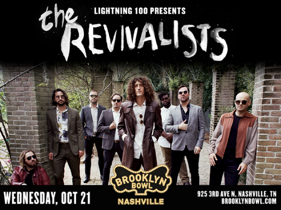 More Info for The Revivalists