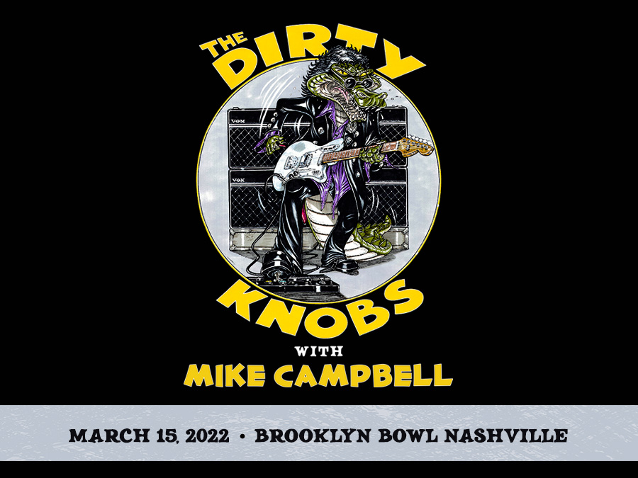 The Dirty Knobs with Mike Campbell