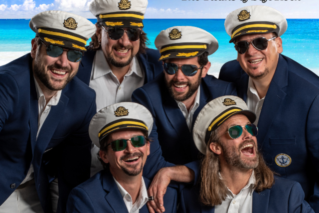 Yachtley Crew at Music Box