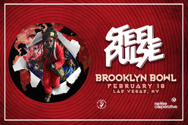 More Info for Steel Pulse, Citizen X