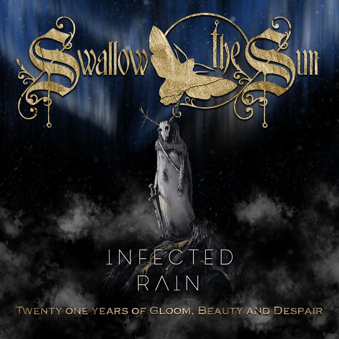 Swallow The Sun, Infected Rain, Wheel, King Kaos