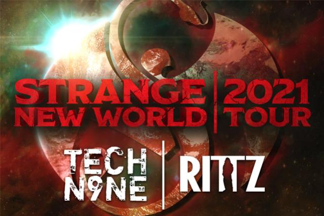 Tickets For Tech N9ne S Enterfear Tour 2021 Ticketweb Pop S Concert Venue In Sauget Us