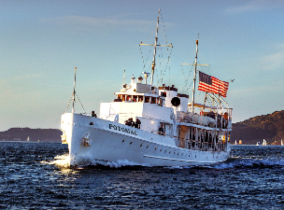 2hr Sightseeing History Cruise of the San Francisco Bay