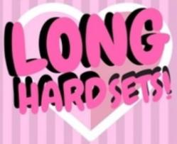 Long Hard Sets