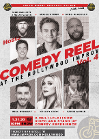 Comedy Reel w/ Hosts Mike Masilotti & Nolan Culver ft. Moses Storm, Fahim Anwar, Will Burkart, Greg Beachler, Kelsey Cook and more!