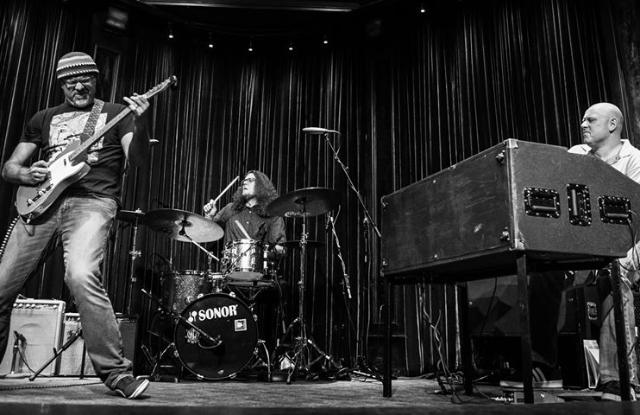 Greg Koch - The Koch Marshall Trio at Shank Hall