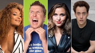 At The Improv: Amanda Seales, Nick Swardson, Orny Adams, Cameron Esposito, Taylor Tomlinson, Nolan Culver, Tony Baker, Will Miles and more!
