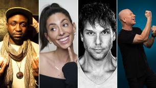 At The Improv: Dane Cook, Jade Catta-Preta, Darren Carter, Daniel Webb, Brent Weinbach, Byron Bowers, Gary Cannon, Gena B Jones, and more!