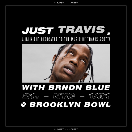 More Info for JUST Travis