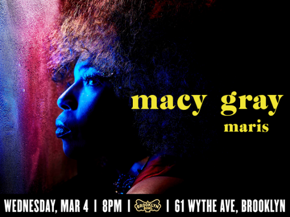 More Info for Macy Gray