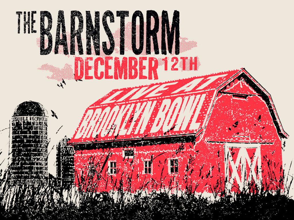 The Barnstorm