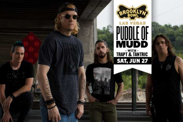 More Info for Puddle of Mudd, Trapt, Tantric, Crash Midnight