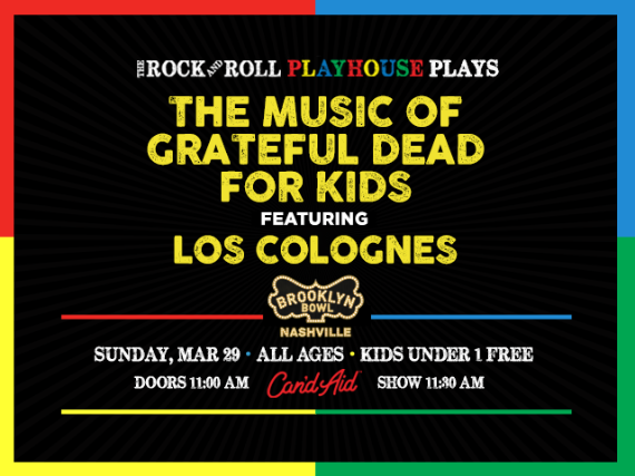 More Info for Music of Grateful Dead for Kids featuring Los Colognes
