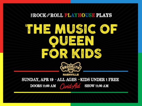 More Info for The Music of Queen for Kids