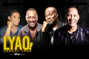 BLW Presents: The LYAO Comedy Tour