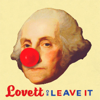 Lovett or Leave It w/ Special Guests Moshe Kasher & Fortune Feimster, hosted by Jon Lovett
