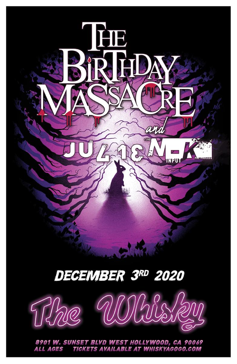 The Birthday Massacre, Julien-K