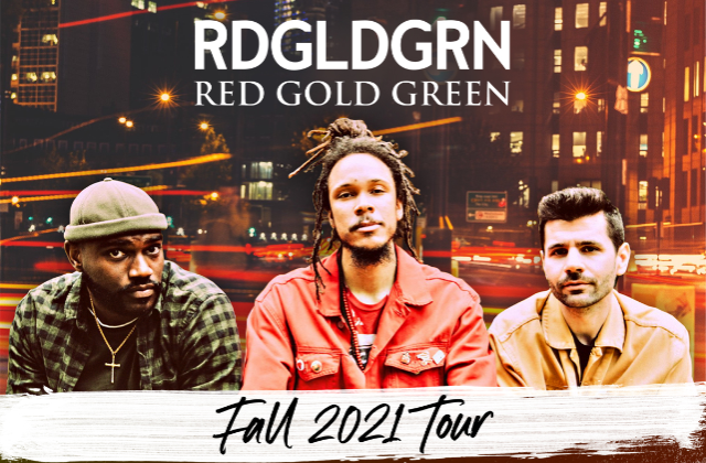 RDGLDGRN Is postponed (new date shortly) tickets (Copyright © Ticketmaster)