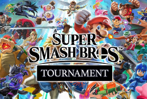 SUPER SMASH BROS. ULTIMATE TOURNAMENT (ALL AGES)