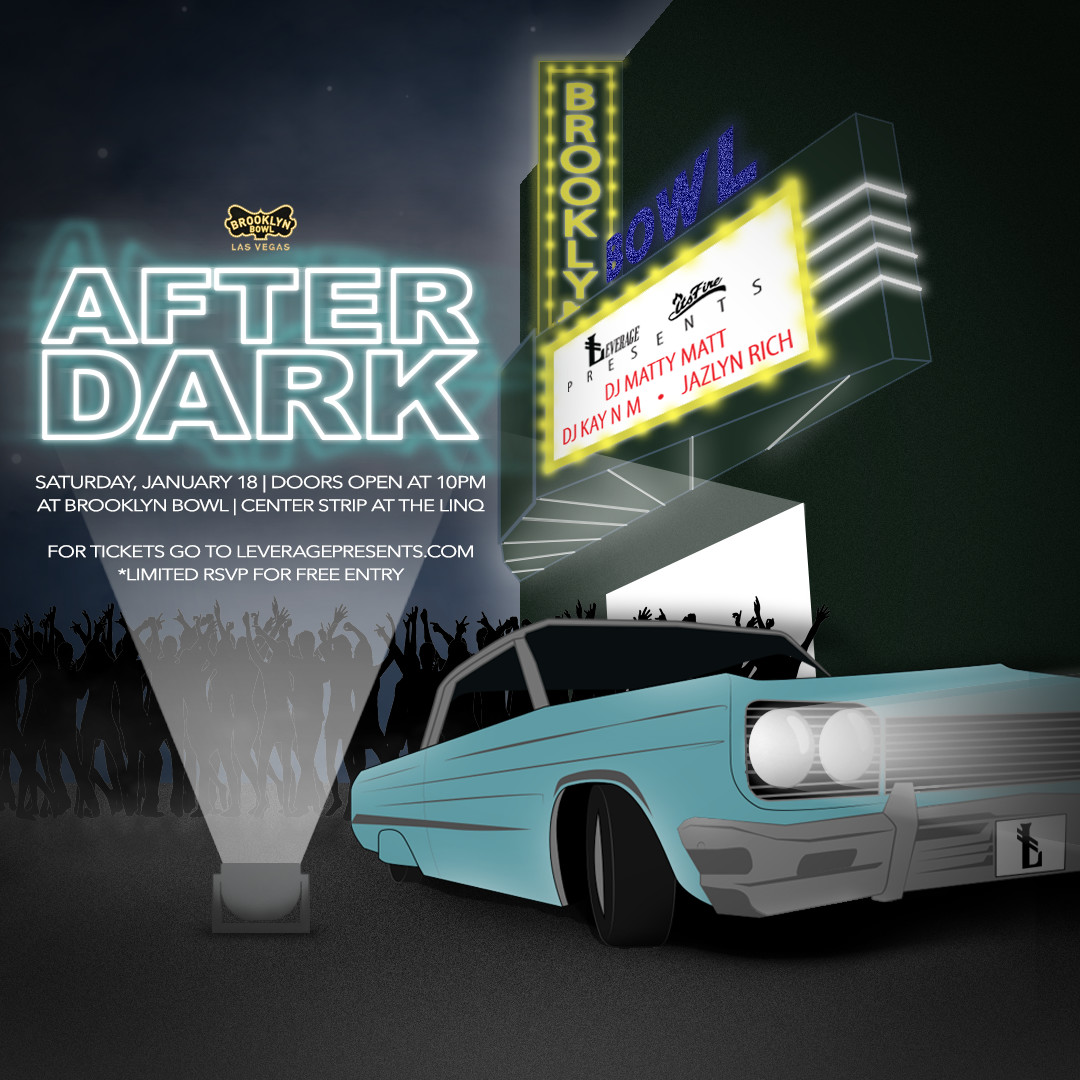 Leverage Events Present: After Dark