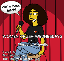 Women Crush Wednesday: Beth Stelling, Zainab Johnson, Heidi Heaslet, Atsuko Okatsuka, Neha Talreja, Fantasy Grandma, and more!