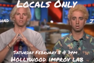 Locals Only with Chad and JT
