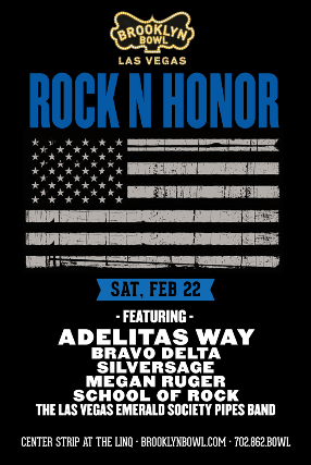 More Info for Rock n Honor