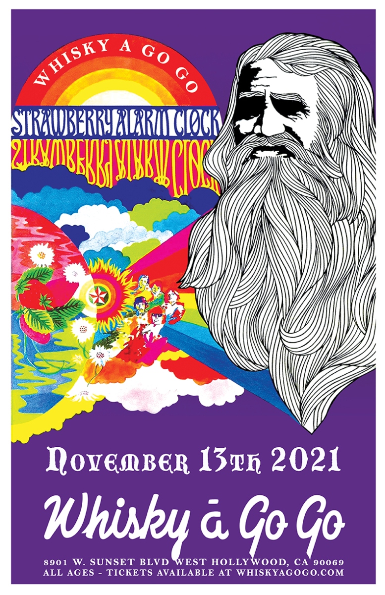 STRAWBERRY ALARM CLOCK, Zakk DeBono & The Broken Circle