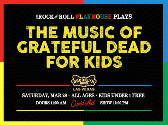 More Info for The Rock and Roll Playhouse presents: The Music of Grateful Dead for Kids