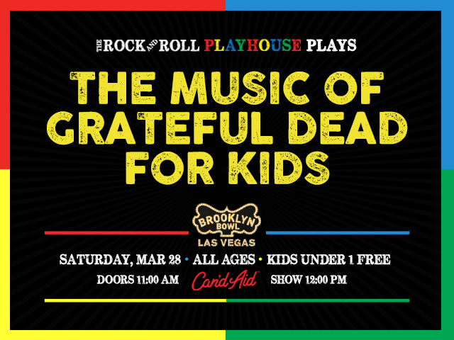 The Rock and Roll Playhouse presents: The Music of Grateful Dead for Kids