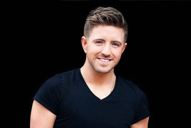 Billy Gilman with JD Eicher at RUMBA CAFE