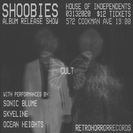 Shoobies: Album Release Show at House of Independents