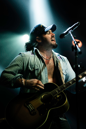 Koe Wetzel at Soul Kitchen