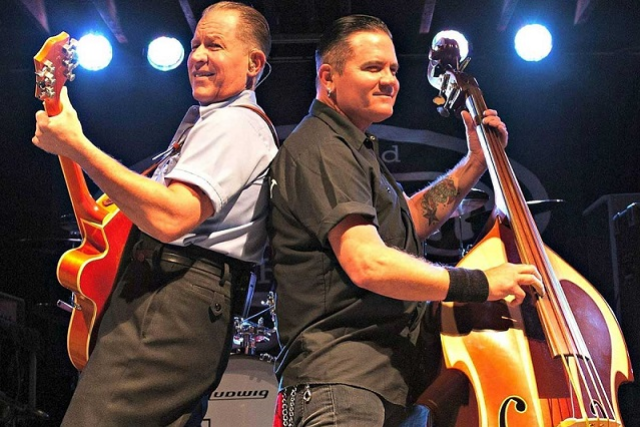 Reverend Horton Heat with Special Guests Electric Six