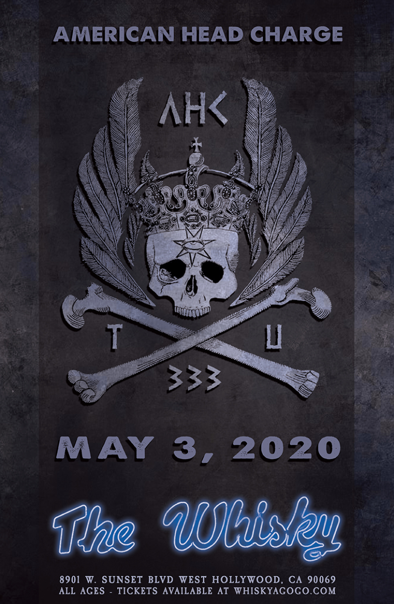 American Head Charge, DopeSick, AA-K