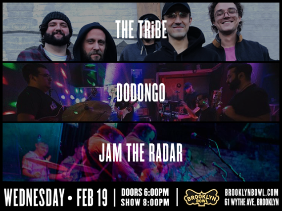 More Info for The TRiBE + Dodongo + Jam The Radar