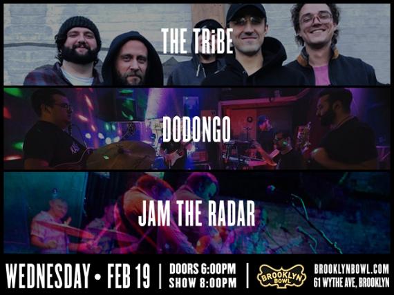 More Info for The TRiBE + Dodongo + Jam The Radar