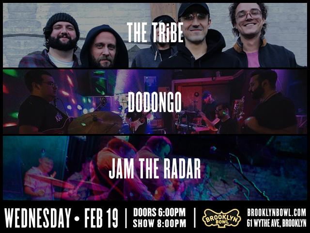 The TRiBE + Dodongo + Jam The Radar