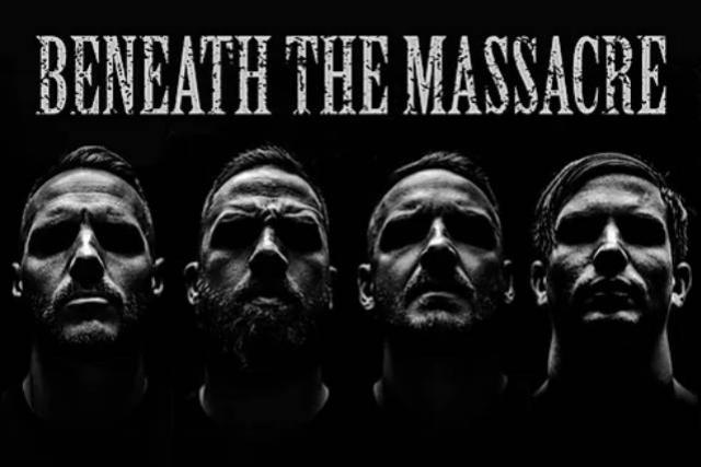 Beneath The Massacre at Coliseum Ballroom