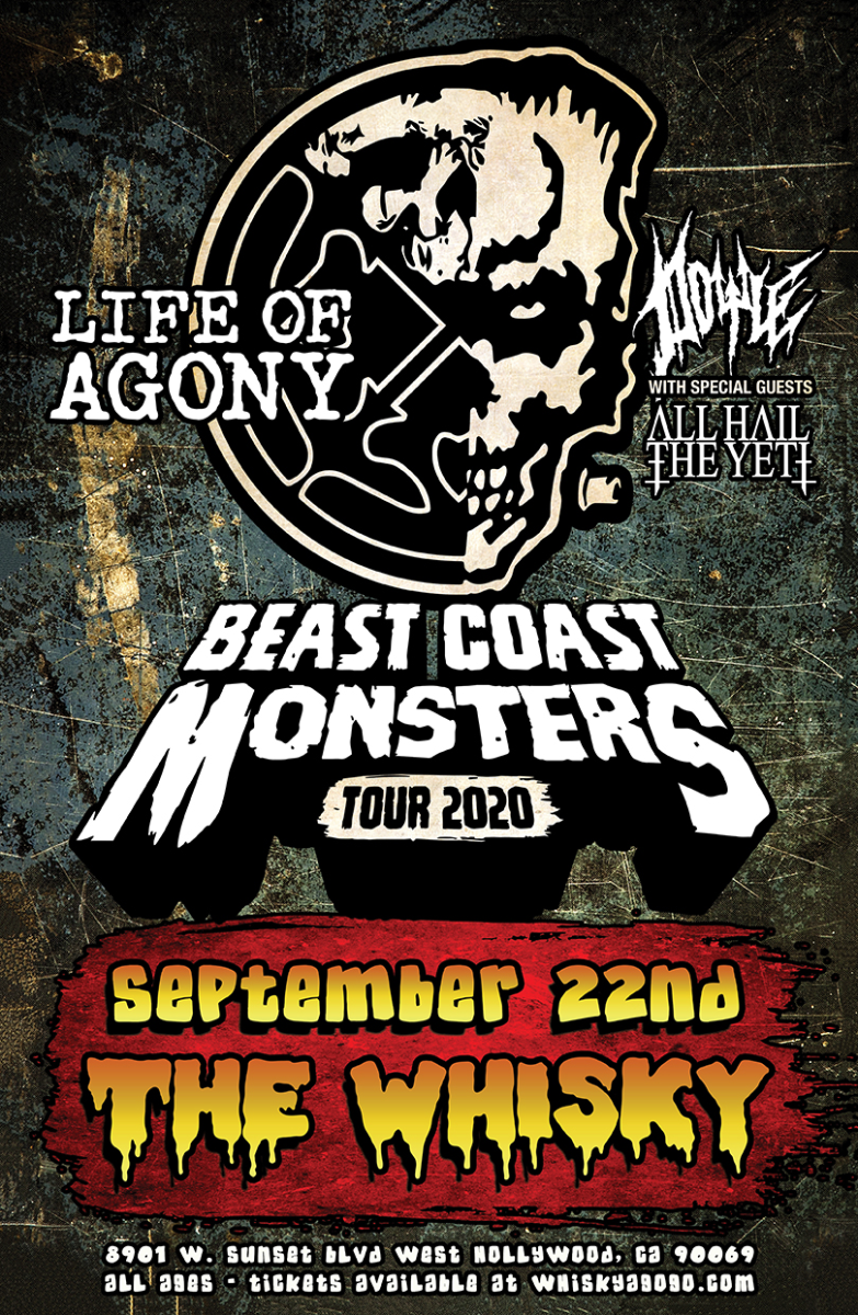 Life of Agony, Doyle, All Hail The Yeti