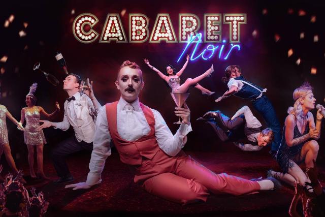 Party like 1922: Cabaret Noir- POSTPONED event image