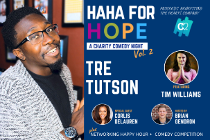 Ha Ha for Hope - A Charity Comedy Night Vol. 2