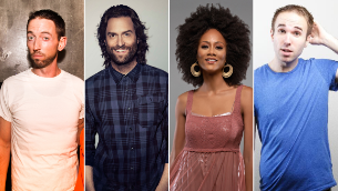 At the Improv: Chris D'Elia, Neal Brennan, Taylor Williamson, Tommy Johnagin, Nika King, Mike Falzone, Michael D'Angelo and more!