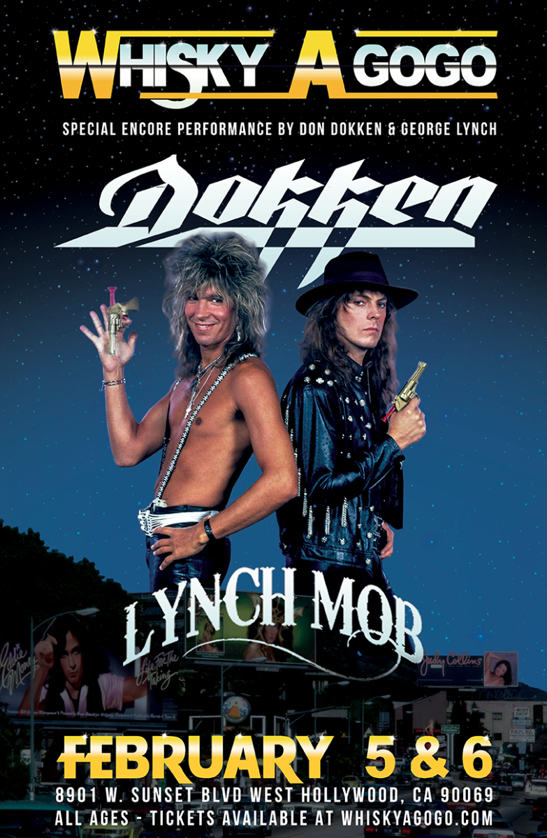 Dokken, Lynch Mob