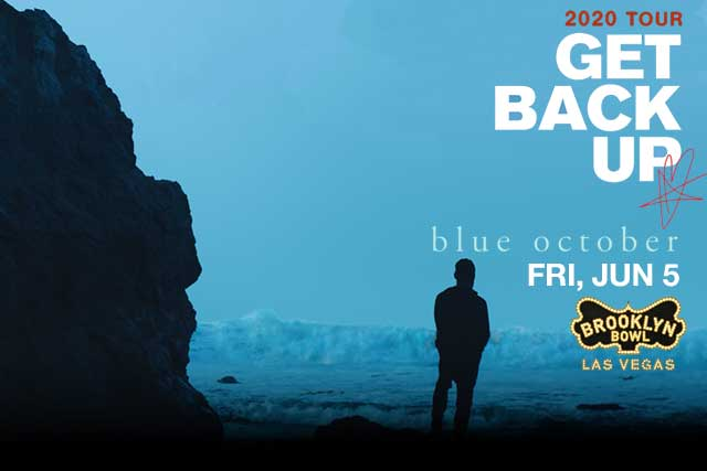 ***CANCELLED*** Blue October