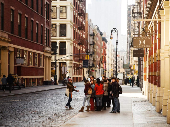 Soho, Little Italy and Chinatown Walking Tour