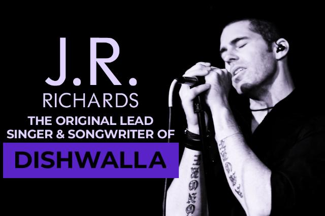 J.R. Richards Orig. Singer Dishwalla