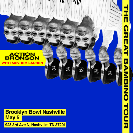 More Info for Action Bronson – The Great Bambino Tour